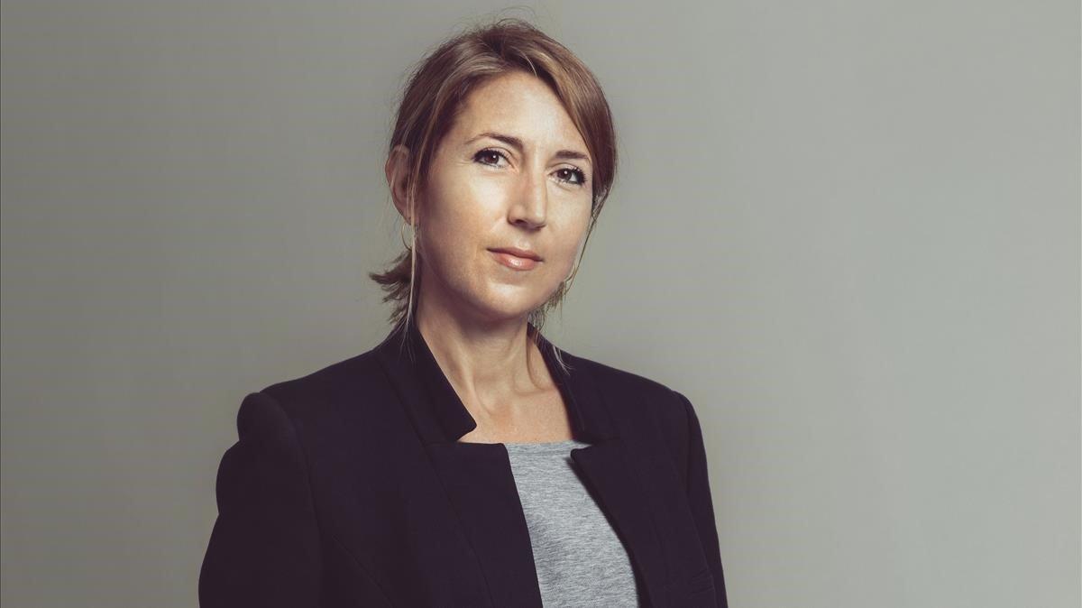 La novelista londinense Lisa Jewell.
