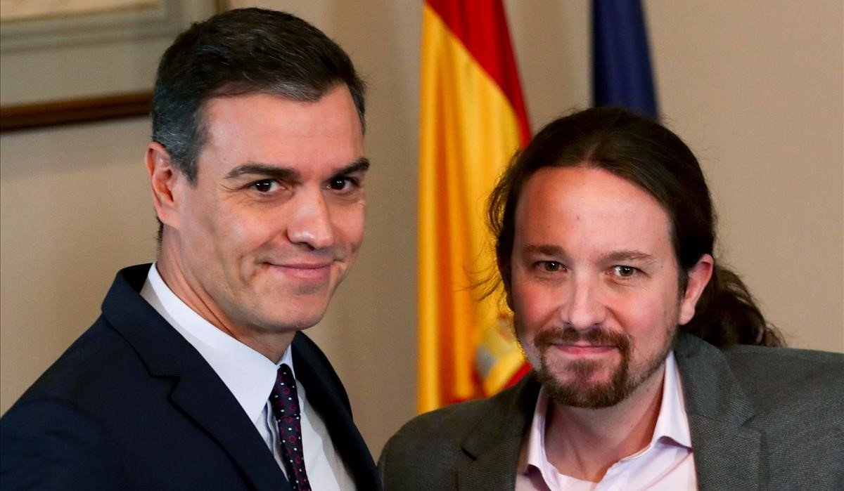 El PSOE i Podem estudien apujar el salari mínim a 1.000 euros el 2020