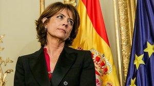 La principal associació fiscal demana a Dolores Delgado que no intervingui en les querelles contra el Govern per la Covid