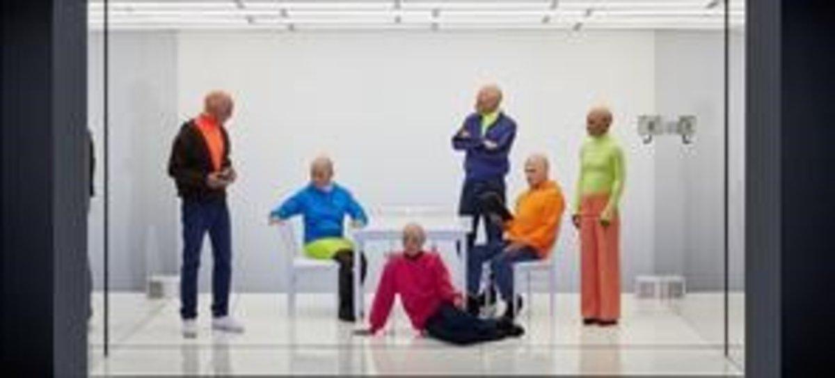 'Drei schwestern', de Susanne Kennedy, en el Teatre Lliure.