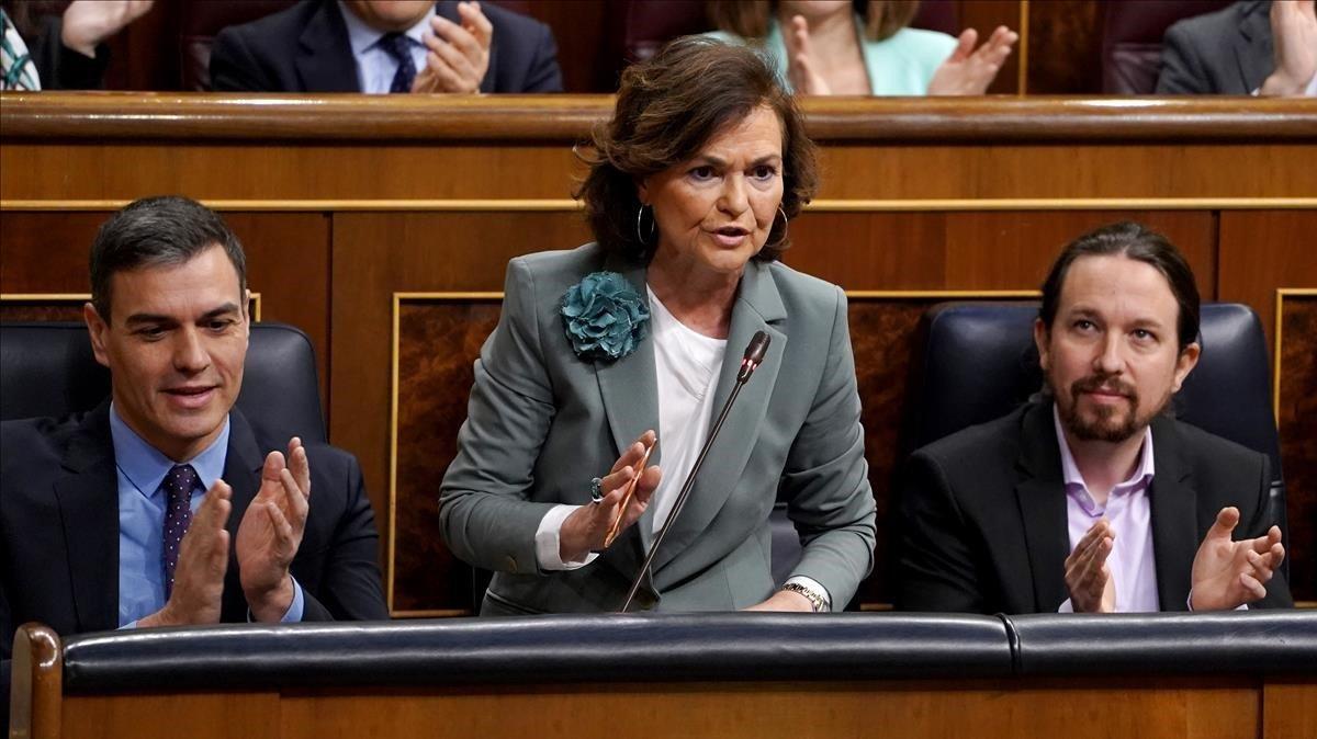 La delegació de Torra a la taula de diàleg irrita el PSOE