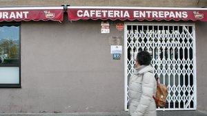 L'escalada d'eros es frena al setembre, amb només 191 acomiadaments a Catalunya