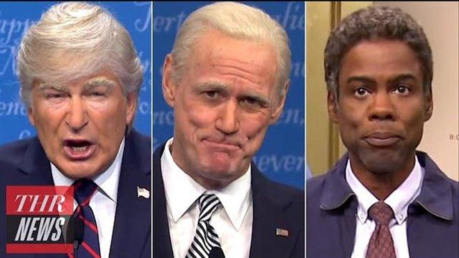 Baldwin, Carrey y Chris Rock ('Saturday Nigth').