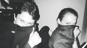 Linsay Lohan presenta su novio en Instagram
