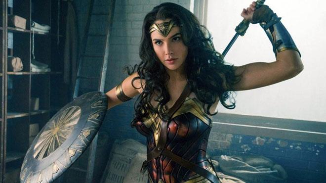 Estrenos de la semana. Tráiler de Wonder Woman (2017).