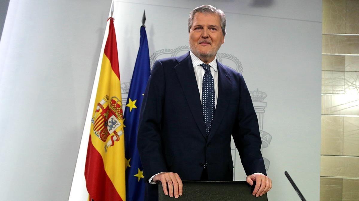 El Gobierno recurrirá de inmediato una investidura de Puigdemont, y mantendrá el 155.