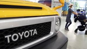 Toyota ha vendido un total de 6,67 millones de vehículos en los tres primeros trimestres fiscales por todo el mundo