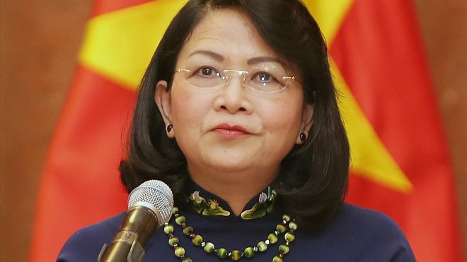 Vietnam nombra por primera vez a una mujer como presidenta