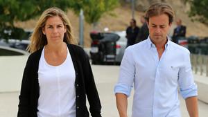 El divorci d'Arantxa Sánchez Vicario es resoldrà a Espanya