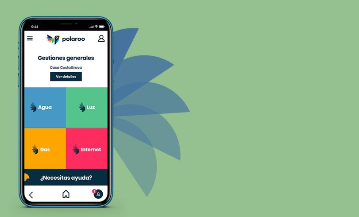 La app que gestiona y unifica todos los gastos del hogar.