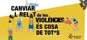 Mataró reflexiona sobre la necessitat de canviar el relat de les violències masclistes en els mitjans de comunicació aquest 25-N