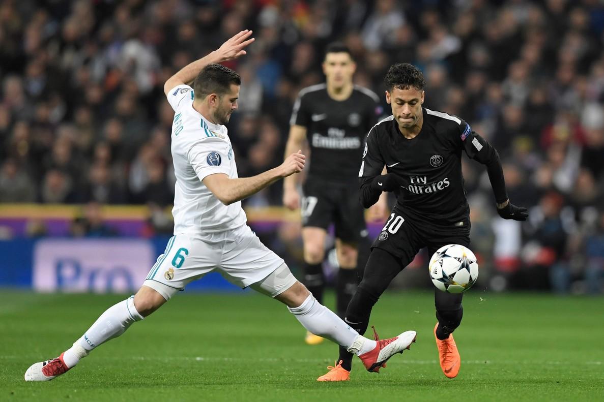 El campió Reial Madrid tomba l'aspirant PSG (3-1)