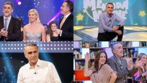 Algunos de los programas más recordados de la carrera televisiva de Juan y Medio.
