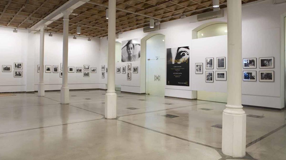 Instalaciones del Círculo del Arte de Barcelona, en la calle de la Princesa.