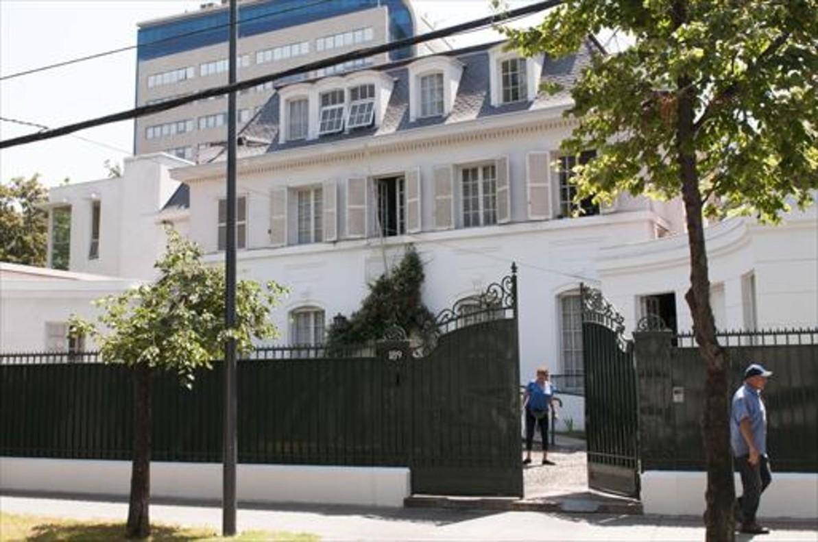 Casa de la Providencia de los Maristas en Santiago de Chile.