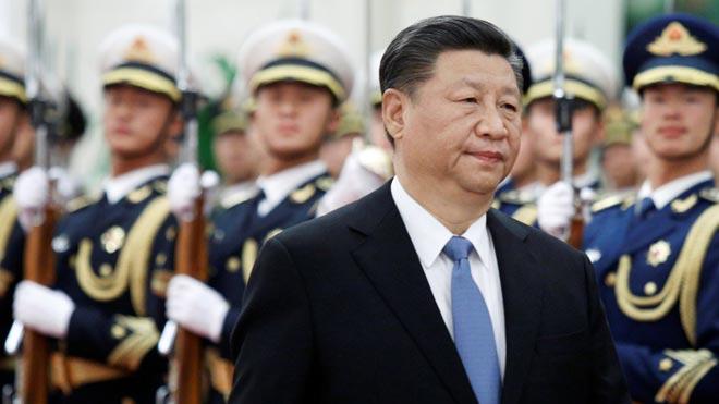 China amenaza con contramedidas en respuesta al apoyo de Trump a las protestas en Hong Kong. En la foto,Xi Jinping, presidente de China.