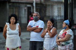El coronavirus en Colombia avanza de forma acelerada.