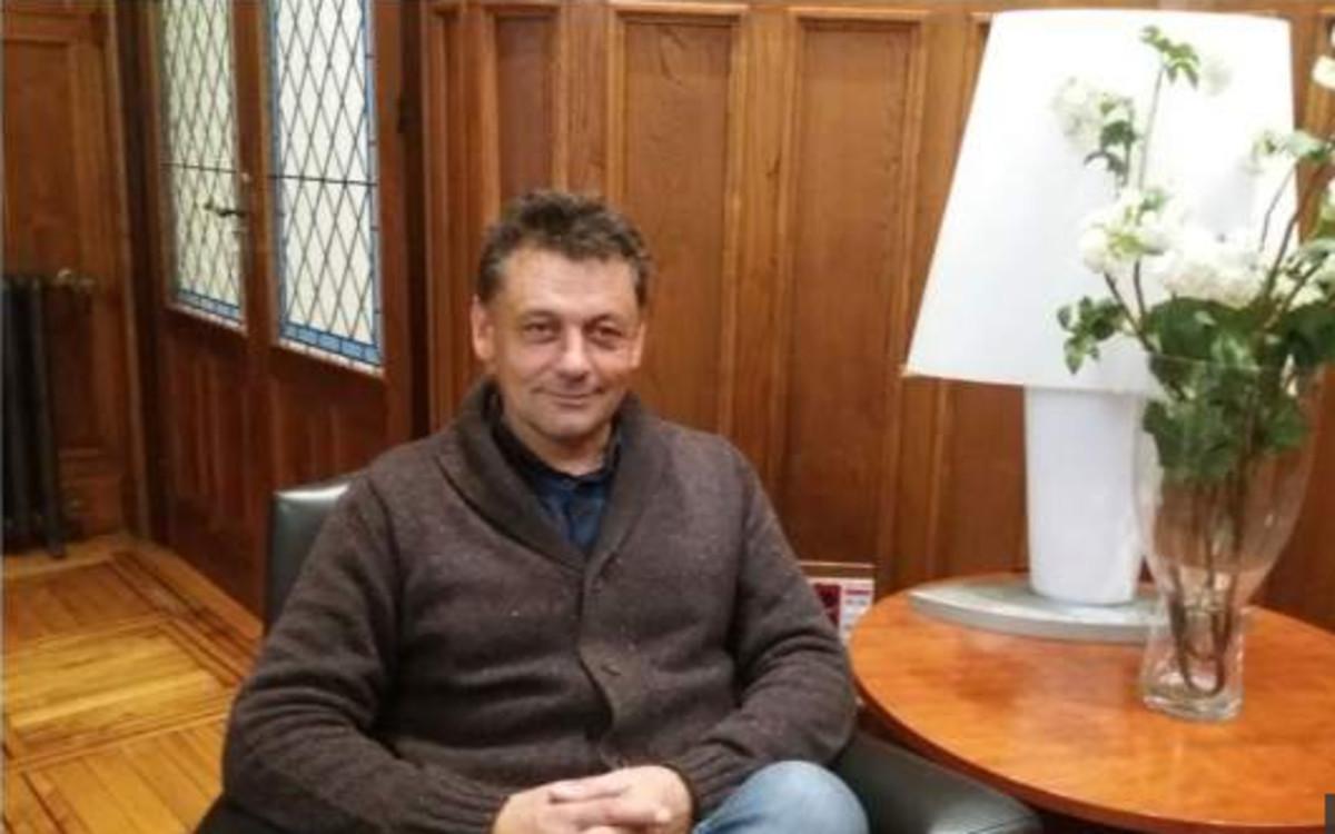 Javier Ardines, concejal de IU en Llanes.