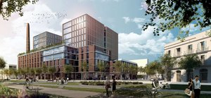 Bonavista Developments desenvoluparà un edifici d'oficines al 22@