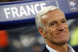 Didier Deschamps, técnico francés.