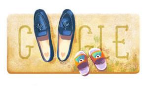 El doodle con el que Google se suma a la celebración del Día de la Madre.
