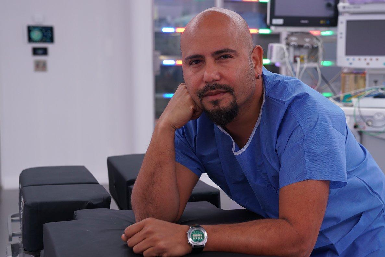 Rodrigo Menchaca: «Hem creat un Netflix per a cirurgians des de Barcelona que ja arriba a 184 països»