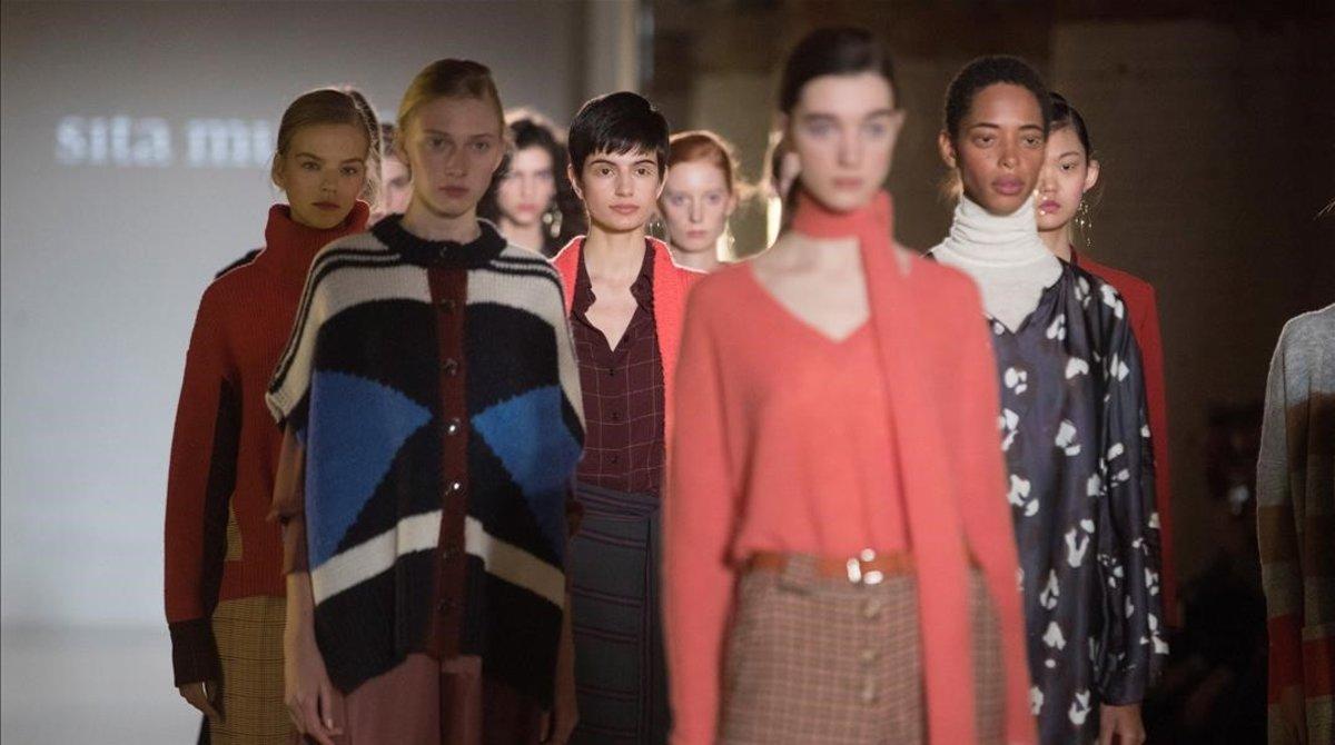 Modelos de Sita Murt.