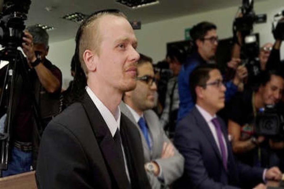 El informático sueco, Ola Bini,detenido en Ecuador por su relación con JulianAssange.