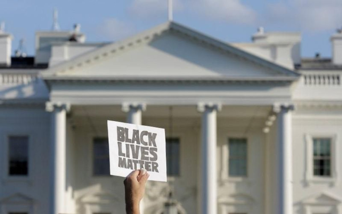 Protestas en los EEUU por abusos policiales.
