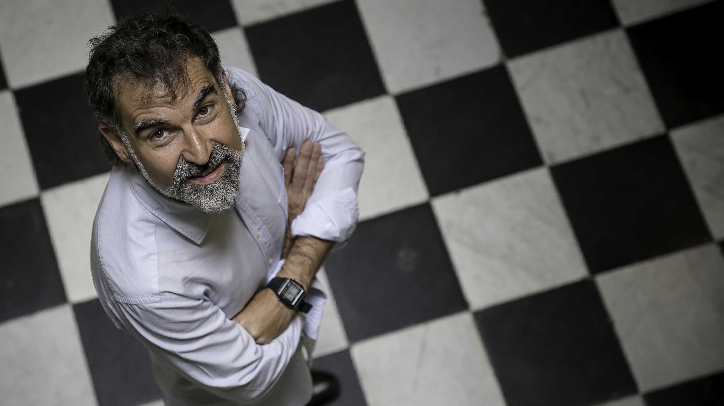 """Jordi Cuixart: """"No hay soberanistas de primera y de segunda"""""""
