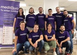El equipo de MediQuo.