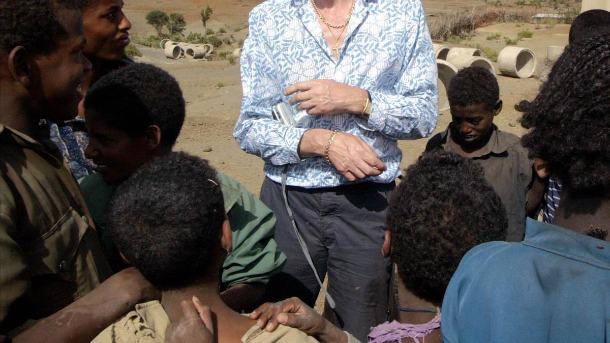 Etiopía cierra las adopciones internacionales