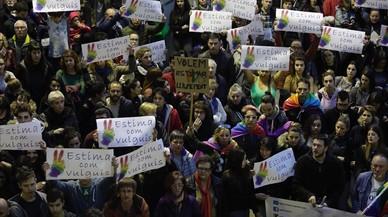 El col·lectiu LGTBI denuncia una normalització de les agressions