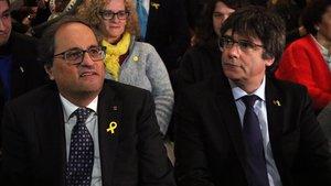 Últimes notícies de Catalunya: Reunions a Waterloo i Ginebra | Directe