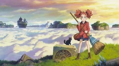 'Mary y la flor de la bruja', magia después de Ghibli