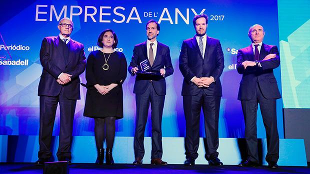 Esteve, ganadora de la edición del 2017