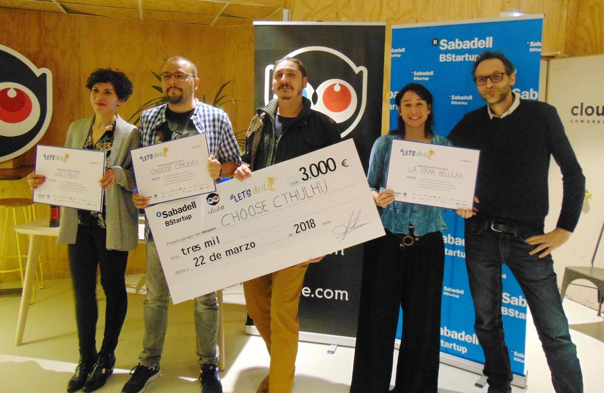 Ganadores #letsdoit, Ulule