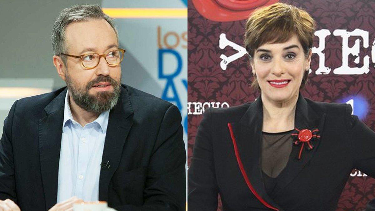 Anabel Alonso se mofa de la enfermedad de Albert Rivera