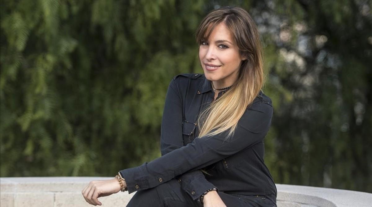 La cantante, actriz y creadora y productora de musicales Gisela Lladó.