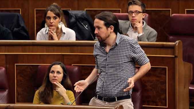 Iglesias se reunirá con Junqueras en prisión para hablar de los Presupuestos.