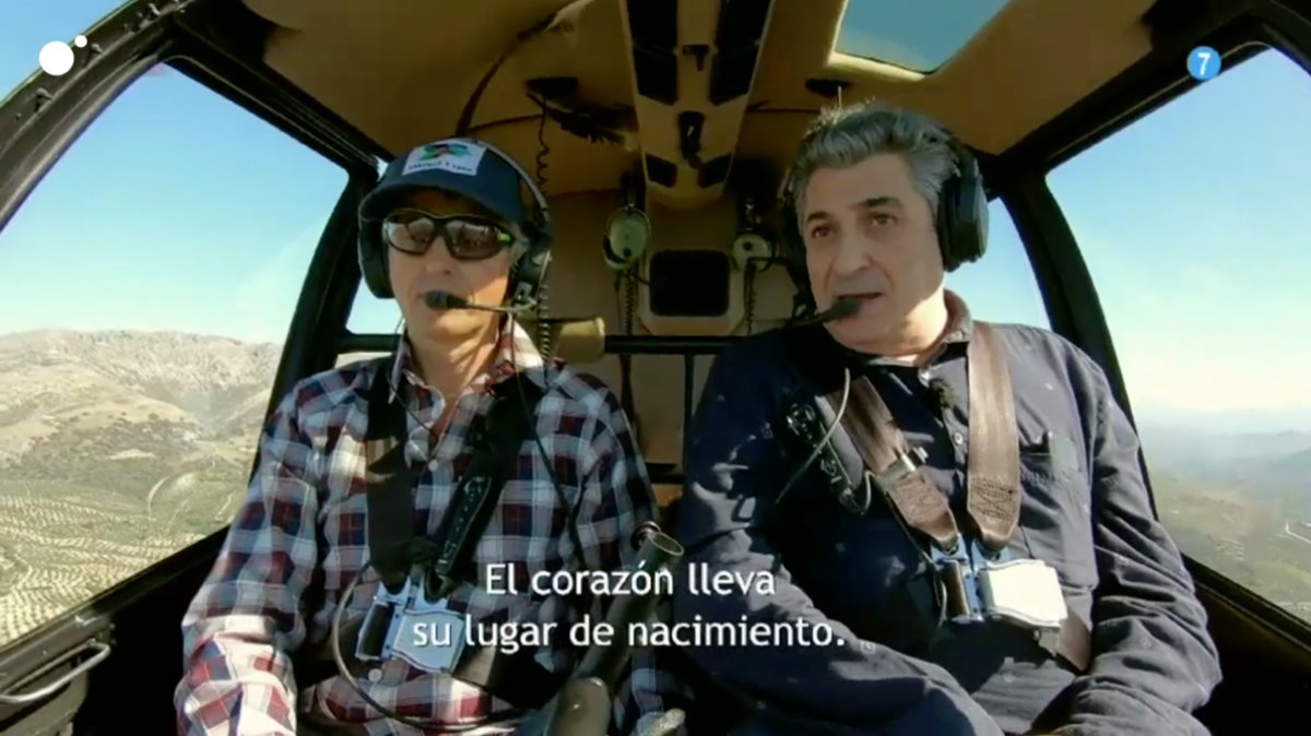 Imagen de la nueva entrega de 'Volando voy'.