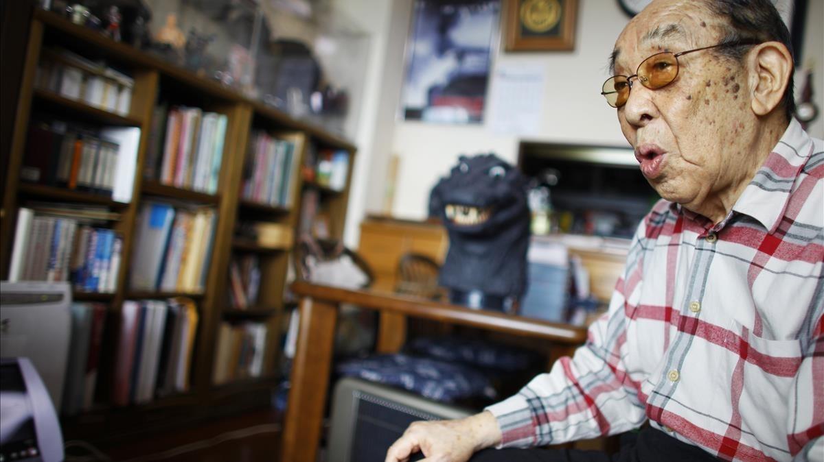 Mor Haruo Nakajima, l'actor que va donar vida a Godzilla
