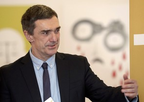 El secretario general de Derechos Humanos y Convivencia del Gobierno Vasco Jonan Fernández.