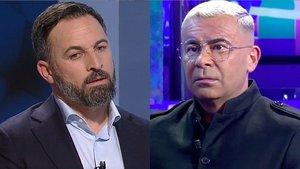 Jorge Javier responde a los ataques de Abascal y Vox intenta un boicot de anunciantes a 'Sálvame'