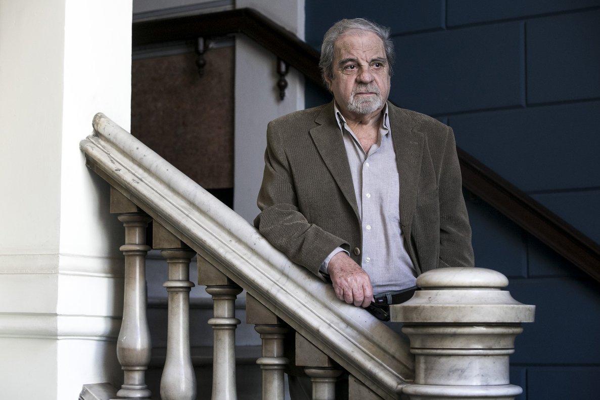 Juan Marsé, en una imagen del 2017.