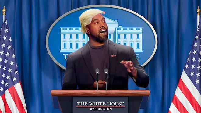 Kanye West quiere ser presidente de Estados Unidos. ¿Está preparado?
