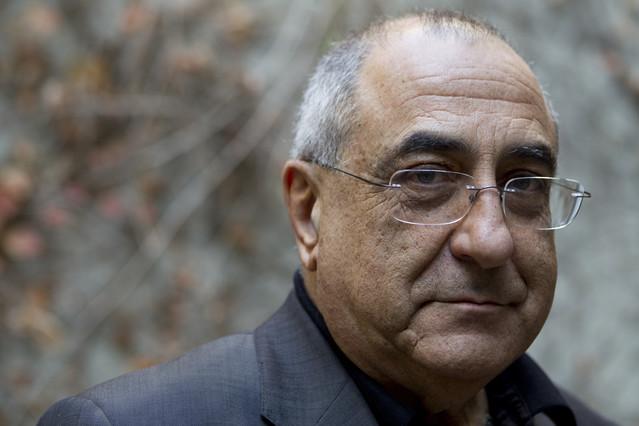 L'exconseller Joaquim Nadal, durant la presentació del seu llibre, el gener passat.