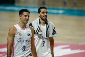 El Madrid inicia la vida sense Campazzo