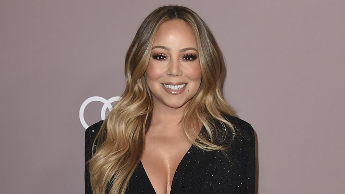 Mariah Carey, el pasado octubre.
