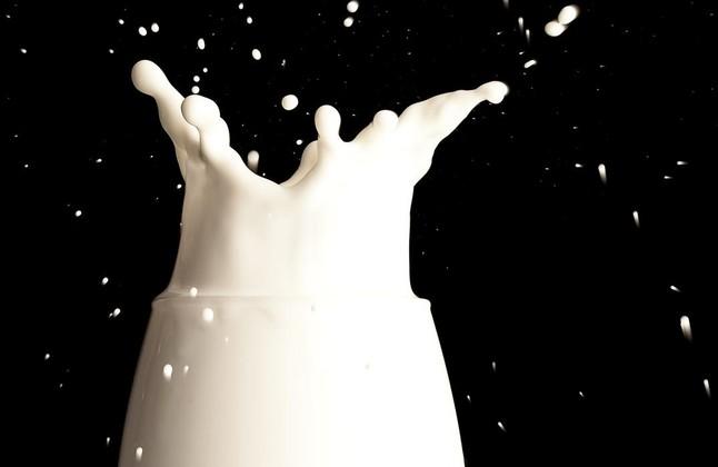 Los beneficios de la leche en la piel